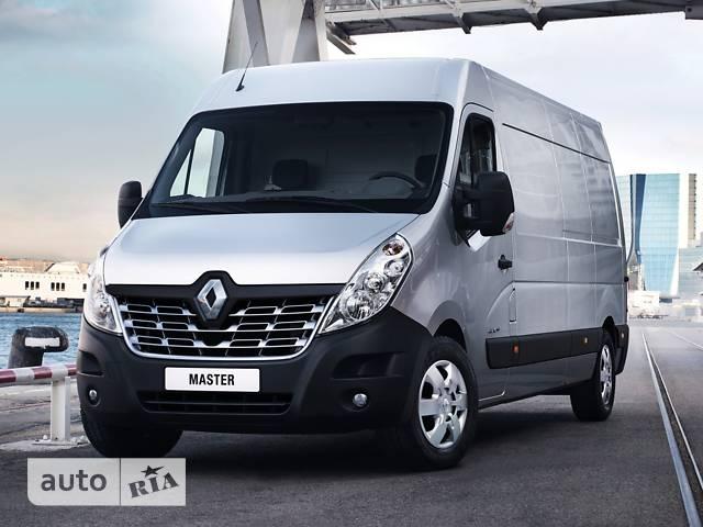 Renault Master груз. 2.3D MT (125 л.с.) L3H2 3500 TFG 1 323 D6