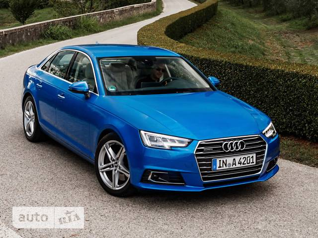 Audi A4 2.0 TFSI S-tronic (252 л.с.) Basis