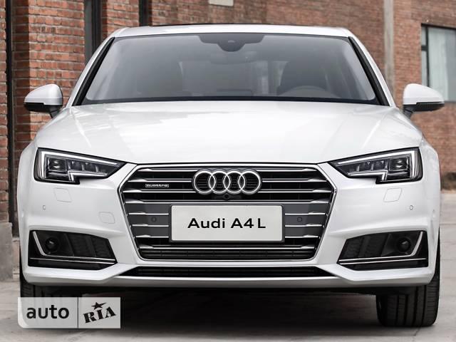 Audi A4 2.0 TFSI S-tronic (252 л.с.) S-line