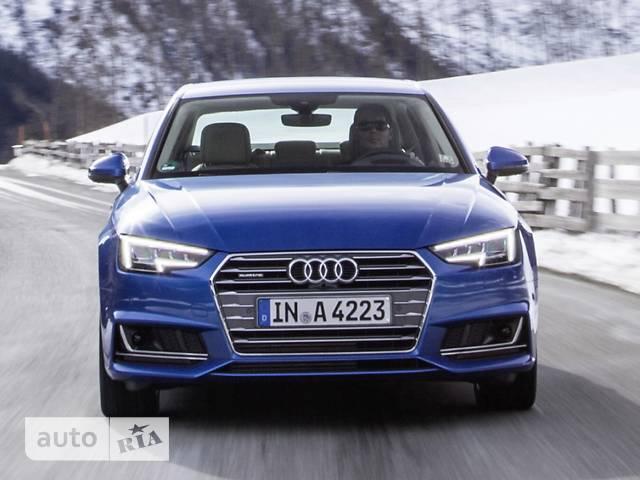 Audi A4 2.0 TFSI S-tronic (252 л.с.) Quattro S-line