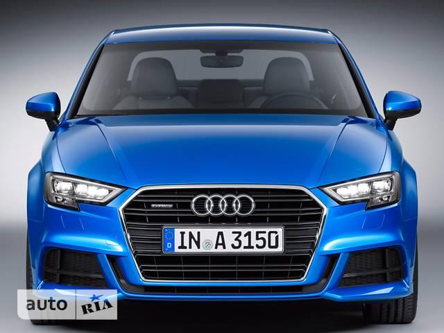 Audi A3 1.4 TFSI S-tronic (150 л.с.) S-line