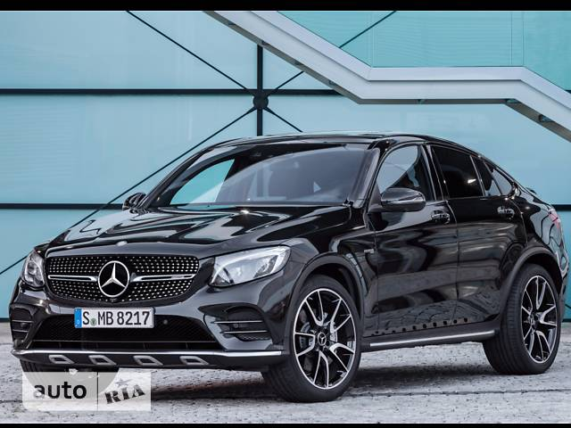 Mercedes-Benz GLC-Class Mercedes-AMG GLC Coupe 43 AT (367 л.с.) 4Matic