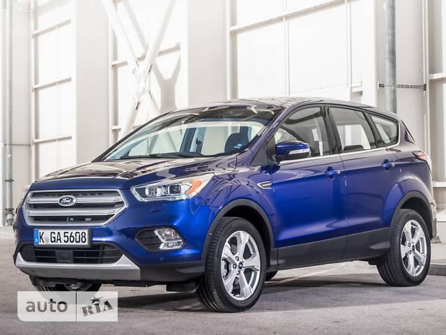 Ford Kuga New 2.0D AT (180 л.с.) 4WD Titanium