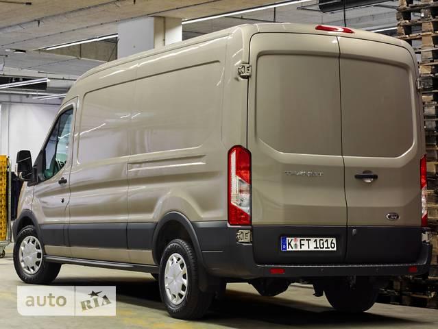 Ford Transit груз. 2.0D MT F350 (130 л.с.) L2H2 Limited Edition