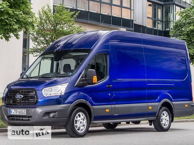 Ford Transit груз. 2.0D MT R350 (130 л.с.) L4H3 Trend
