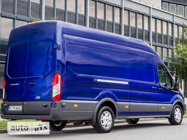 Ford Transit груз. 2.0D MT R470 (170 л.с.) L4H3 Trend