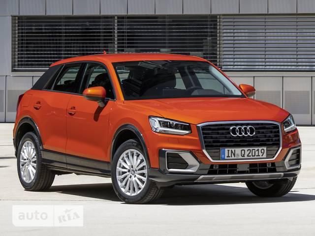 Audi Q2 1.4 TFSI S-tronic (150 л.с.) Basis
