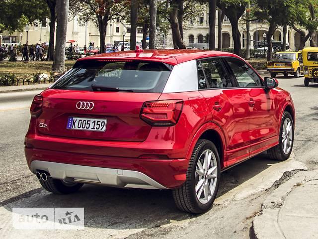 Audi Q2 1.4 TFSI S-tronic (150 л.с.) Sport