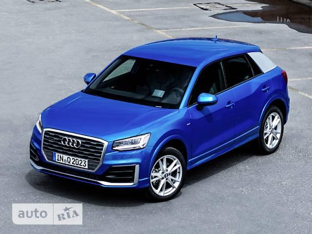 Audi Q2 1.4 TFSI S-tronic (150 л.с.) S-line