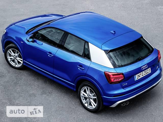 Audi Q2 2.0 TDI S-tronic (150 л.с.) Quattro S-line