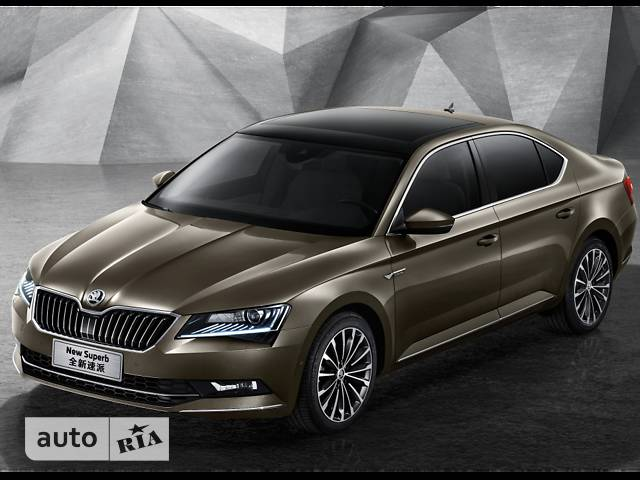 Skoda Superb New 2.0 TSI AT (280 л.с.) 4х4 Style