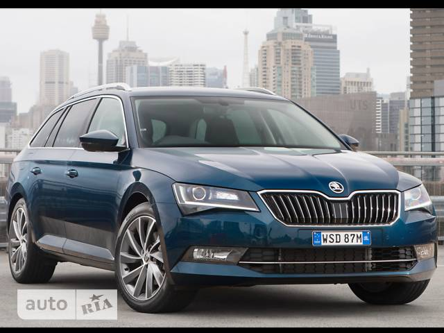 Skoda Superb New 2.0 TSI АT (280 л.с.) 4х4 L&K