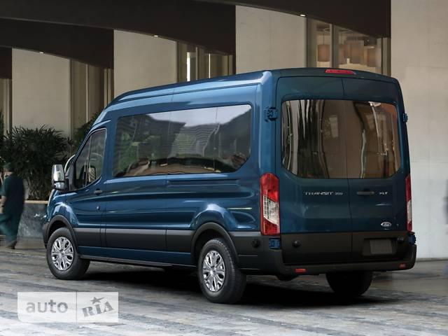 Ford Transit пасс. 2.2D MT F310 (125 л.с.) L2H2  Trend