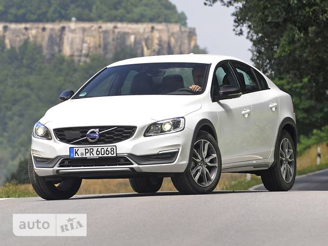 Volvo S60 Сross Country D3 2.0 AT (150 л.с.) Inscription