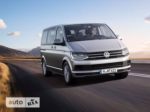 Volkswagen T6 (Transporter) пасс. 2.0 l TDI MT (103 kW) LR City