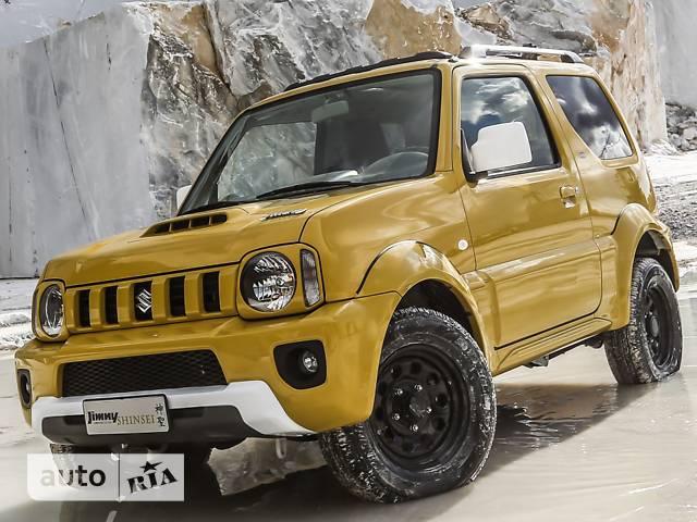 Suzuki Jimny 1.3 АТ (85 л.с.) JLX