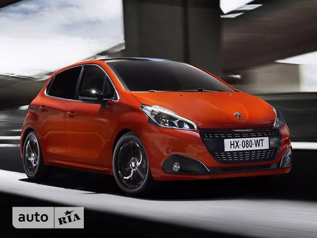 Peugeot 208 1.2 Puretech AT (110 л.с.) Start/Stop Active