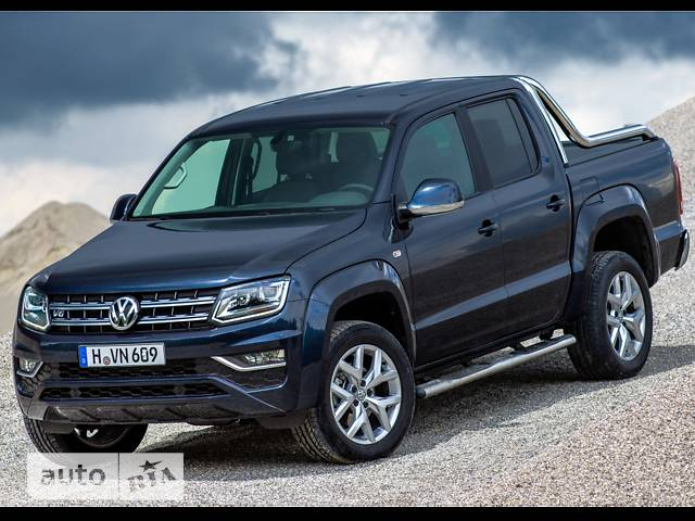 Volkswagen Amarok DoubleCab New 3.0D АT (224 л.с.) 4Motion  Highline