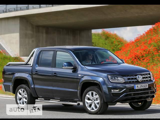 Volkswagen Amarok DoubleCab New 2.0D MT (180 л.с.) 4Motion Trendline