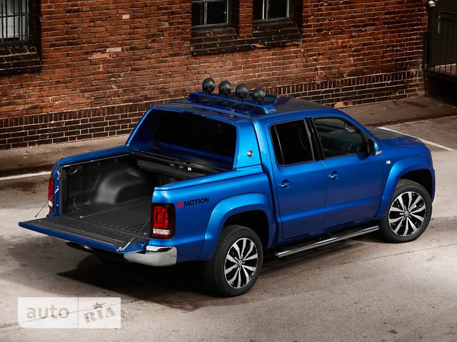 Volkswagen Amarok DoubleCab New 2.0D АT (180 л.с.) 4Motion Jager
