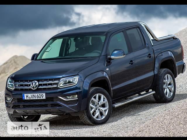 Volkswagen Amarok DoubleCab New 2.0D MT (140 л.с.) 4Motion Rodeo