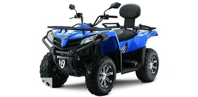 Cf moto CForce 450L Basic