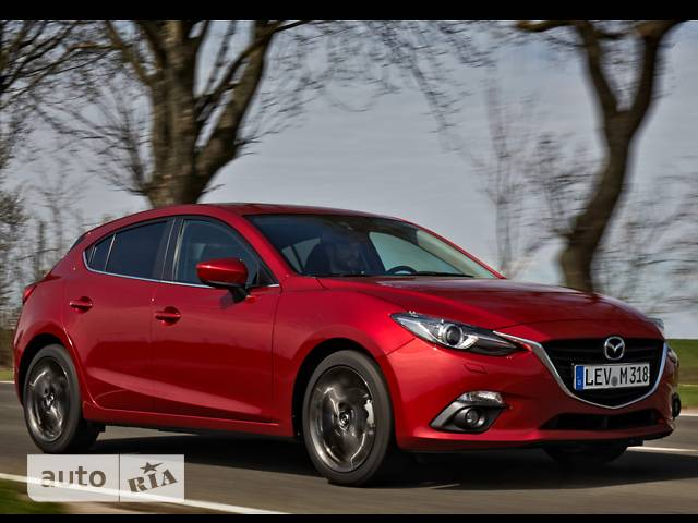 Mazda 3 1.5 AT (120 л.с.) Touring