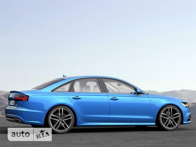 Audi A6 1.8 TFSI S-tronic (190 л.с.) S-line