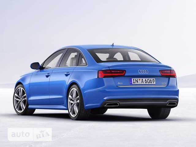 Audi A6 2.0 TDI AT (150 л.с.) S-line