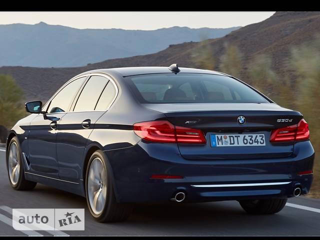 BMW 5 Series G30 530i АT (252 л.с.) xDrive base