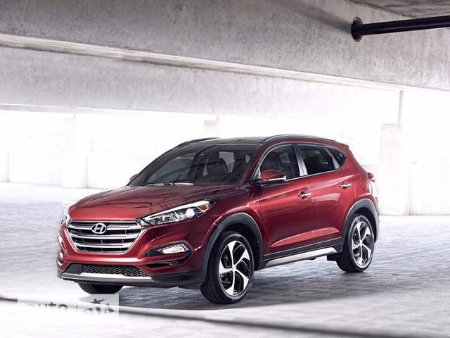 Hyundai Tucson 2.0 AT (155 л.с.) 4WD Style Red