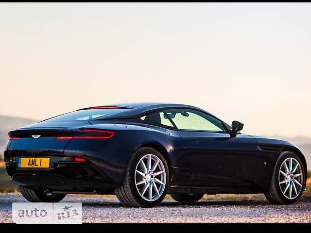 Aston Martin DB11 5.2 AT (608 л.с.) V12 Launch Edition