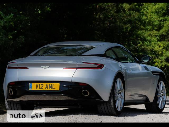 Aston Martin DB11 5.2 AT (608 л.с.) V12 Launch Edition