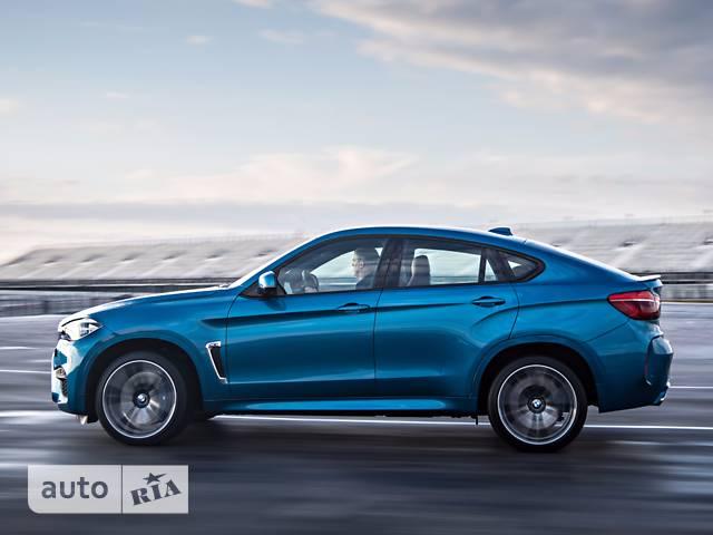 BMW X6 M F86 4.4 AT (575 л.с.) xDrive base