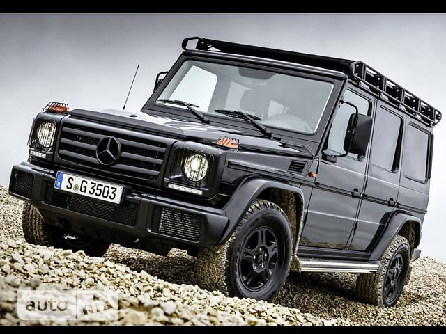 Mercedes-Benz G-Class G 350d AT (245 л.с.) Professional base