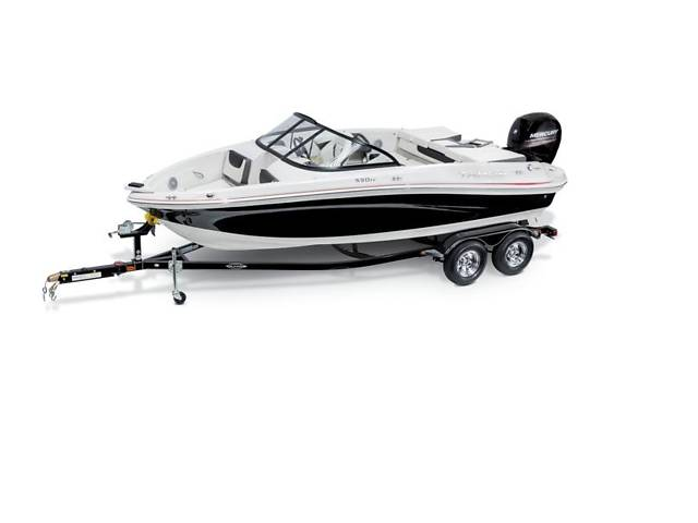 Tahoe 550 TF Outboard