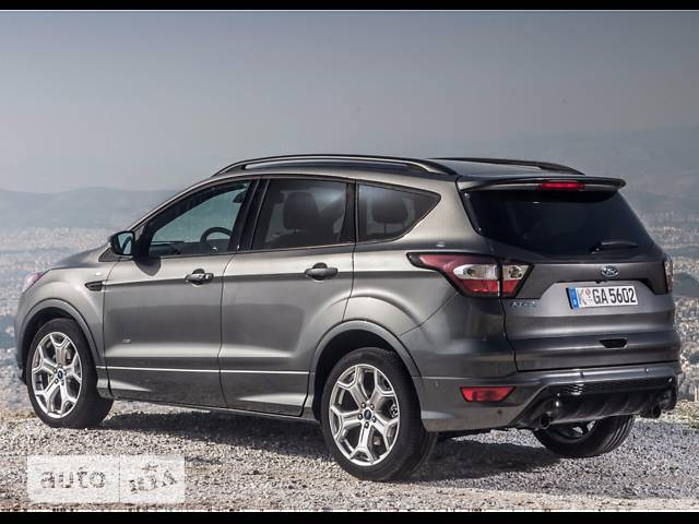 Ford Kuga New 1.5 EcoBoost MT (120 л.с.) 2WD Trend