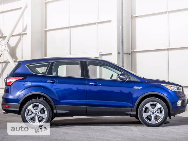 Ford Kuga New 2.0D AT (150 л.с.) 4WD Business