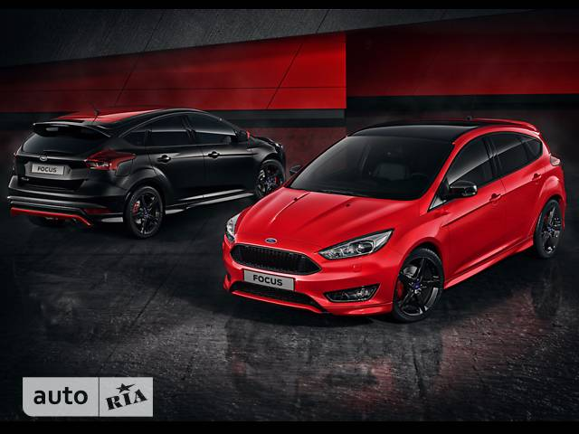 Ford Focus 1.5 Ecoboost turbo MT (150 л.с.) 2WD Red Edition
