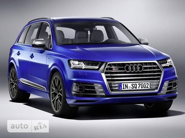Audi SQ7 4.0 TDI Tip-tronic (435 л.с.) Quattro