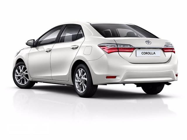 Toyota Corolla New 1.6 MT (132 л.с.) City
