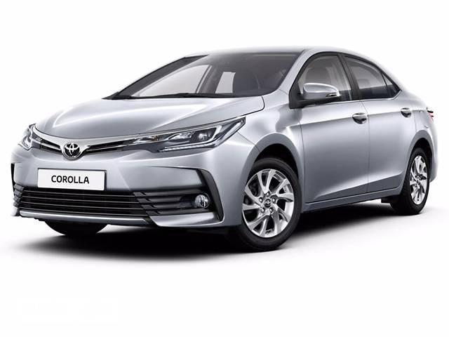 Toyota Corolla New 1.6 CVT (132 л.с.) Style