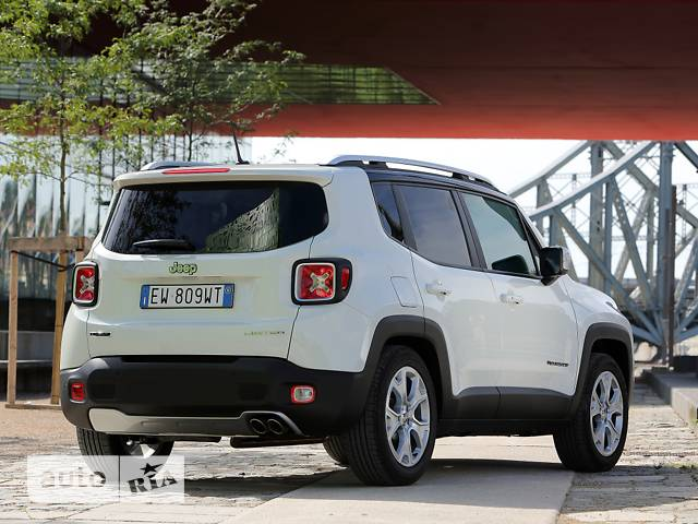 Jeep Renegade 1.4 АТ (160 л.с.)  Sport