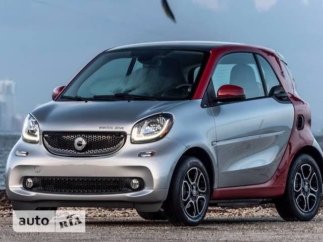 Smart Fortwo 0.9T AТ (90 л.с.) Prime