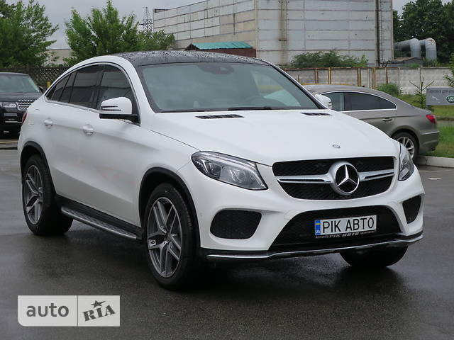 Mercedes-Benz GLE-Class GLE SUV 250d AT (204 л.с.) 4Matic  Artico