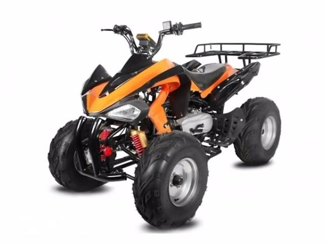 Hamer ATV 250 Sport Manual base