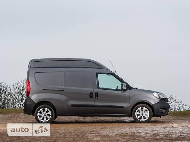 Fiat Doblo груз. New Maxi XL 1.6D МТ (105 л.с.)