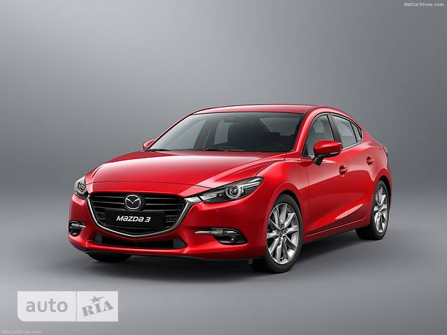 Mazda 3 1.5 AT (120 л.с.) Exclusive