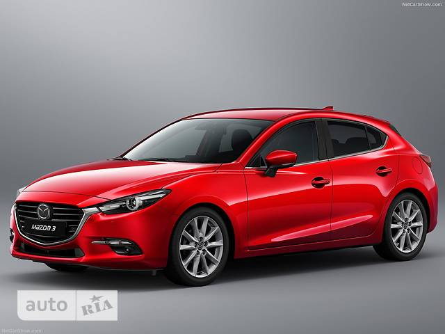 Mazda 3 1.5 AT (120 л.с.) Touring +