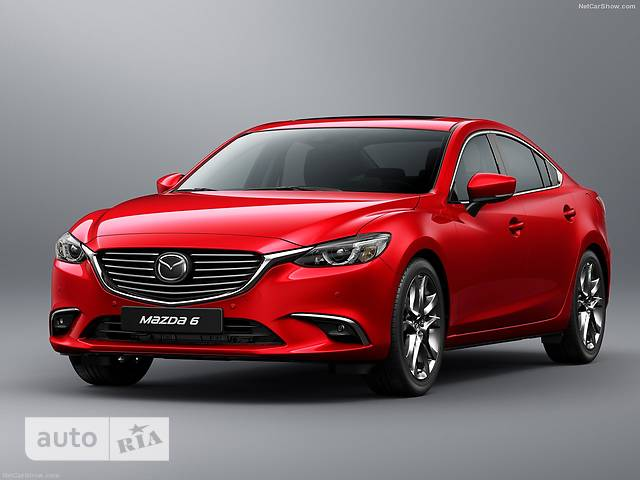 Mazda 6 2.2D AT (175 л.с.) Premium EAL/EAM